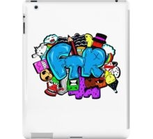 the difficulty iPad Case/Skin