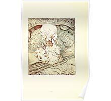 The Tailor of Gloucester Beatrix Potter 1903 0018 Mouse in Fine Clothing Poster
