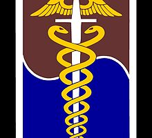 65th Medical Brigade (United States) by wordwidesymbols
