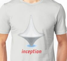 Inception - spinning top Unisex T-Shirt