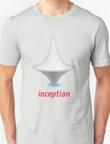 Inception - spinning top T-Shirt
