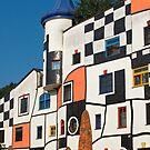 Kunsthaus, Rogner Bad Blumau, Austria by Petr Svarc