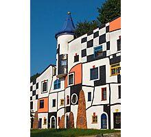 Kunsthaus, Rogner Bad Blumau, Austria Photographic Print
