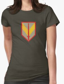 1st Sustainment Brigade (United States) Womens Fitted T-Shirt