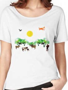 Pasture Women's Relaxed Fit T-Shirt
