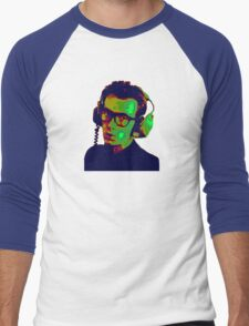 Elvis Costello T-Shirt Men's Baseball ¾ T-Shirt