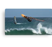Looking For Davy Jones Locker - Elouera Beach - Sydney - Australia Canvas Print