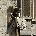 Chartres Cathedral sundial 1578 by BronReid