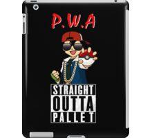 Straight Outta Pallet iPad Case/Skin