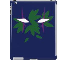 Sentinel sigil - Shadowleaves  iPad Case/Skin