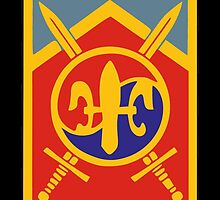 2nd (501st) Sustainment Brigade (United States) by wordwidesymbols