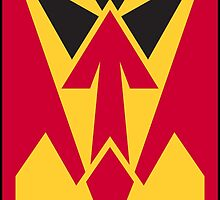 35th Air Defense Artillery Brigade (United States) by wordwidesymbols