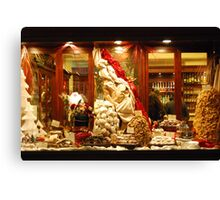 Christmas Goodies in Siena-Tuscany Canvas Print