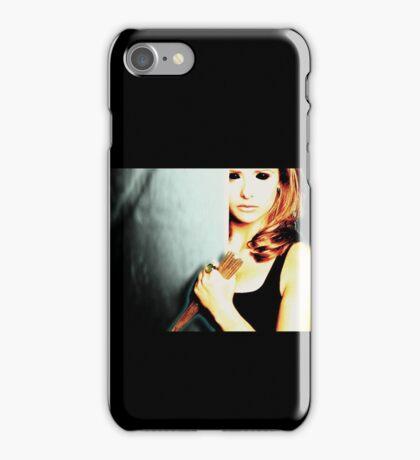Dark Buffy - Evil Buffy iPhone Case/Skin