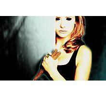 Dark Buffy - Evil Buffy by ManonTheSlayer