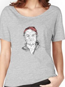 Zissou, in colour.  Women's Relaxed Fit T-Shirt