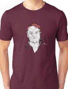 Zissou, in colour.  Unisex T-Shirt