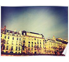Stunning Paris  Poster