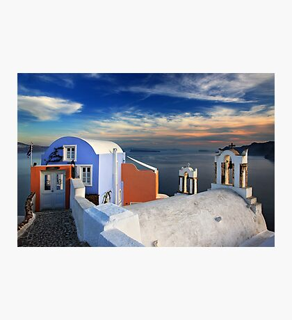 A Greek concept of beauty Photographic Print