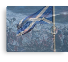 st andrews day Canvas Print