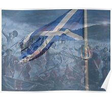 st andrews day Poster