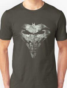 BatSkull - Punisher/Batman Mashup (Mega Grunge) Unisex T-Shirt