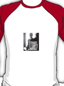 Spike - Straight Outta Sunnydale! T-Shirt