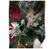 Decorate the Christmas Tree Poster