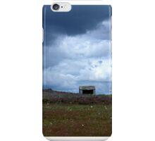 Shepherd's Hut, Stanage Edge iPhone Case/Skin