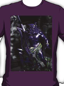 purple warrior T-Shirt
