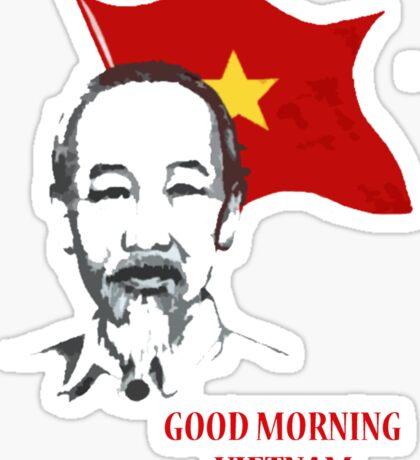 Vietnam Propoganda Sticker