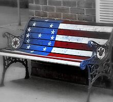 Have a Seat by Donnie Voelker