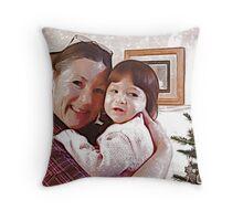 Affection Throw Pillow