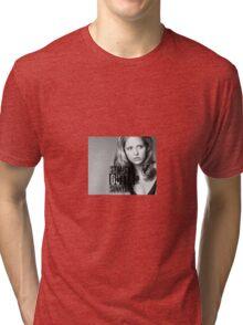 Buffy - Straight Outta Sunnydale Tri-blend T-Shirt