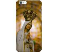 Our Lady of Fatima iPhone Case/Skin