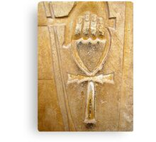 The Ankh Canvas Print