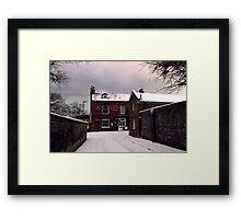 Ship Inn Sewerby Bridlington Framed Print