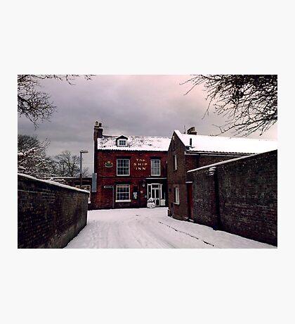 Ship Inn Sewerby Bridlington Photographic Print