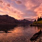 Good Morning Queenstown! by Kristin Repsher