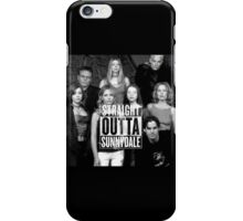 Straight Outta Sunnydale! iPhone Case/Skin