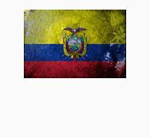 Ecuador Grunge Unisex T-Shirt