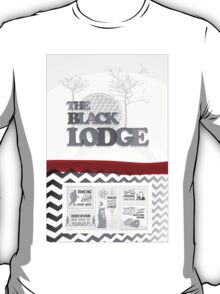 The Black Lodge T-Shirt
