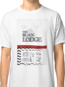 The Black Lodge Classic T-Shirt