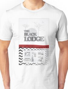 The Black Lodge T-Shirt