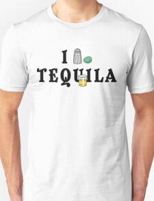 "Cinco de Mayo ""I Love Tequila"" T-Shirt"