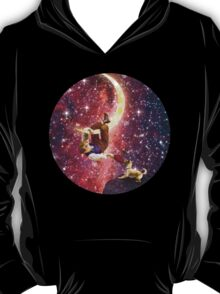 Playing on the Moon 2 T-Shirt