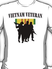 Vietnam Veteran T-Shirt T-Shirt