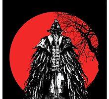 Bloodborne  by TheBeardedPen