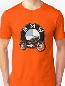 Vintage BMW Motorcycle T-Shirt