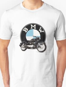 Vintage BMW Motorcycle T-Shirt